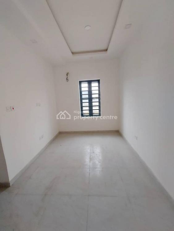 Luxury 4 Bedroom Semi Detached Duplex with Bq, Osapa, Lekki, Lagos, Semi-detached Duplex for Sale