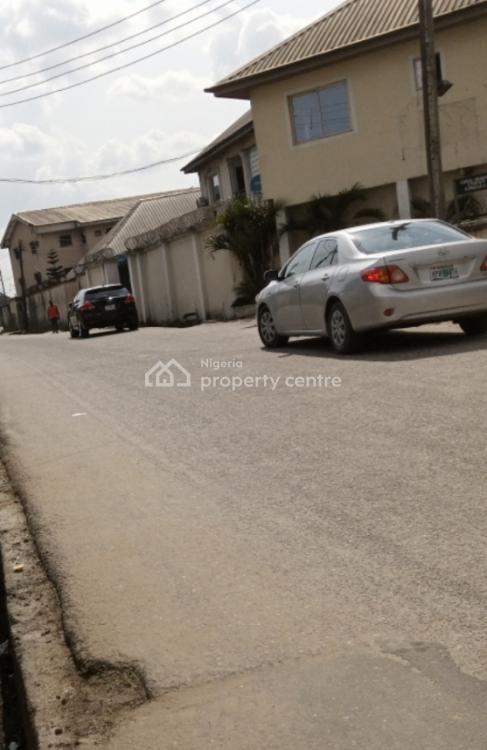 Residential Two Plots in a Serene Environment, Off Ebony Road, Orazi, Port Harcourt, Rivers, Residential Land for Sale