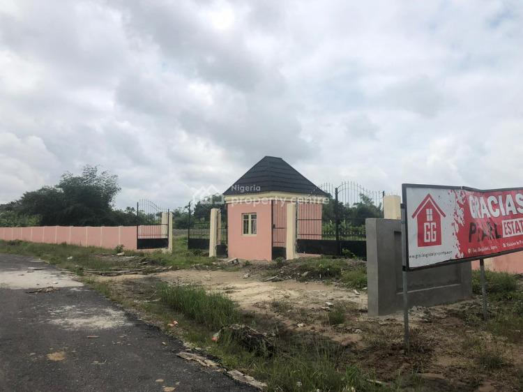 Gracias Pearl Estate., 2mins Drive to Lacampagne Tropicana., Ikegun, Ibeju Lekki, Lagos, Mixed-use Land for Sale