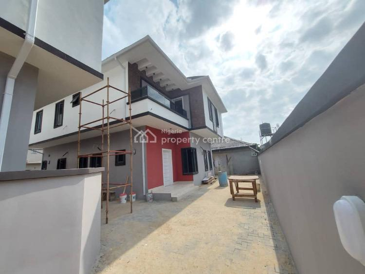 Lovely 5 Bedroom Fully Detached Duplex with Bq, Osapa, Lekki, Lagos, Detached Duplex for Sale