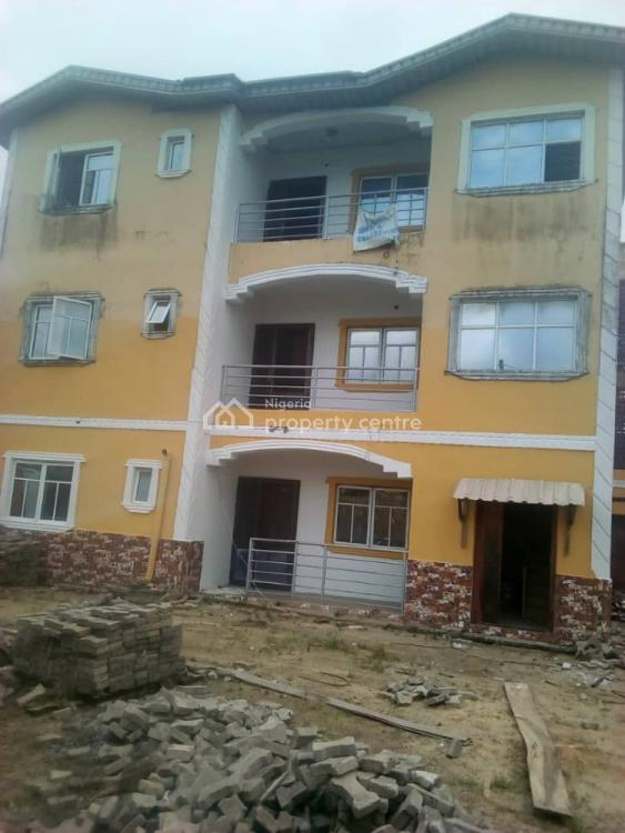 6 Units of 3 Bedroom Flat on a Full Plot of Land., Badore, Ajah, Lagos, House for Sale