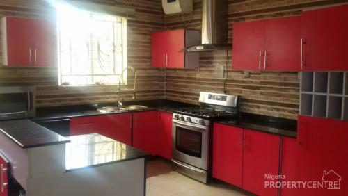 For sale luxury 5bedroom duplex for sale vgc vgc lekki for Kitchen cabinets for sale in lagos