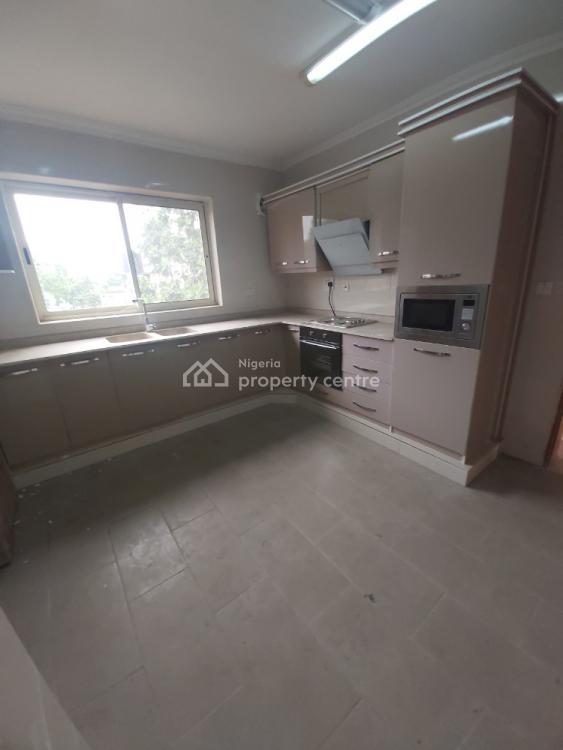 4 Bedroom Flat with 1 Room Bq, Okotiebo Street, South West, Falomo, Ikoyi, Lagos, Flat for Sale