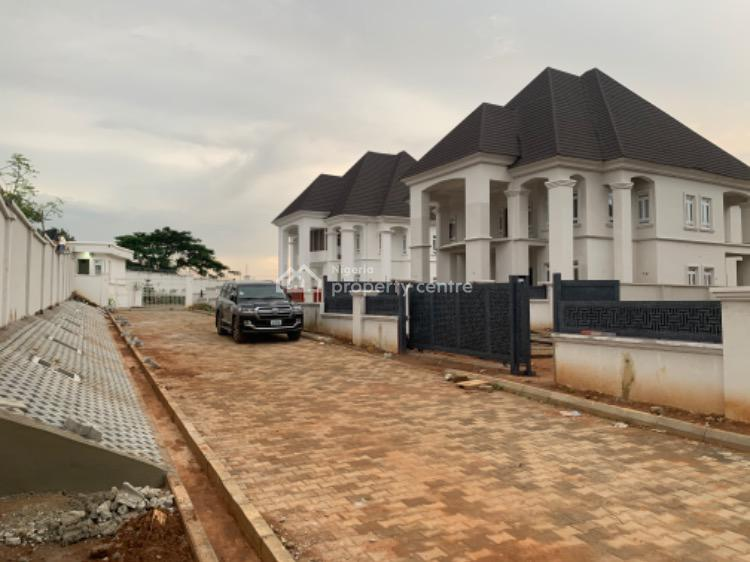 Luxury 7 Bedrooms Mansion, Diplomatic Zone, Katampe Extension, Katampe, Abuja, Detached Duplex for Sale