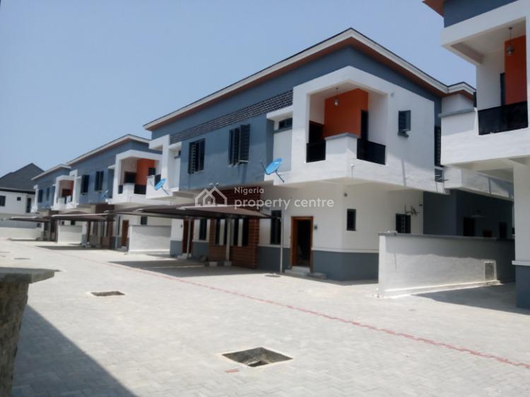 4 Bedroom Semi Detached Duplex, Chevron Drive, Lekki Expressway, Lekki, Lagos, Semi-detached Duplex for Sale