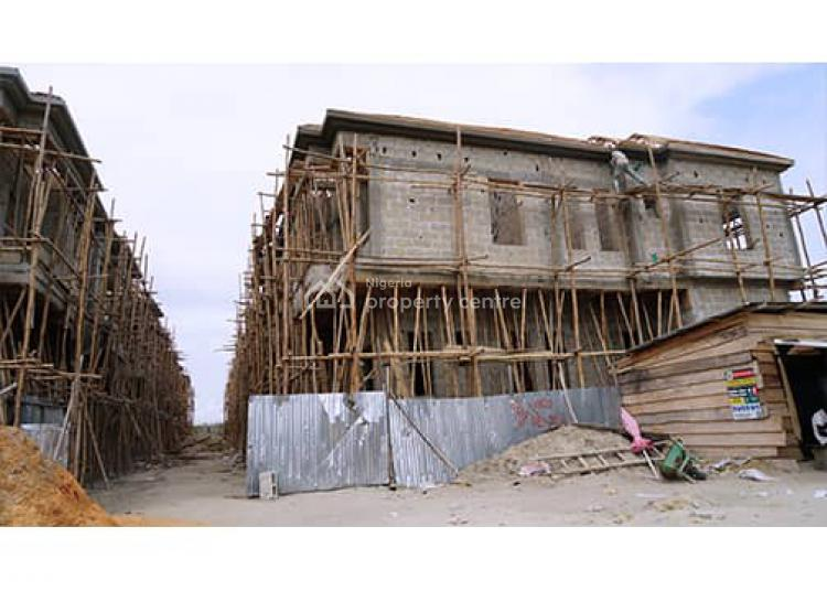 Luxury 4 Bedroom Semi Detached Duplex with Bq, Ikota Villa Estate, Ikota, Lekki, Lagos, Semi-detached Duplex for Sale