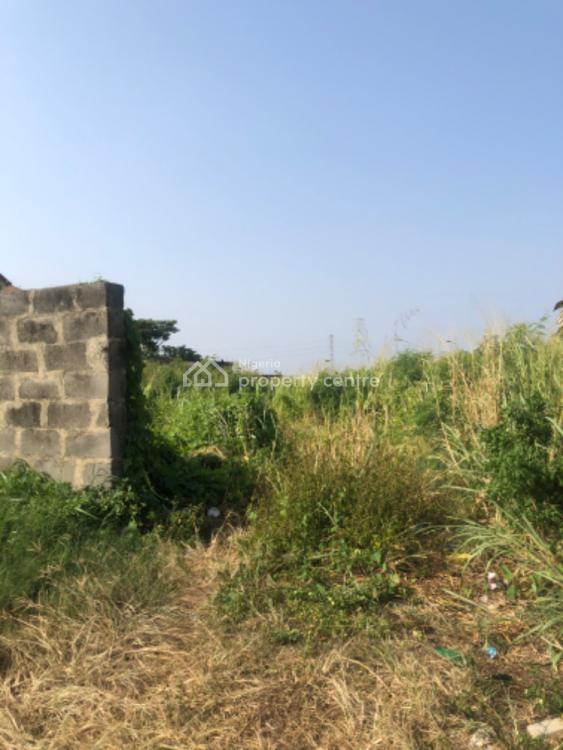 Waterfront Land Measuring 1,864sqm, Osborne Foreshore Estate 1, Ikoyi, Lagos, Residential Land for Sale
