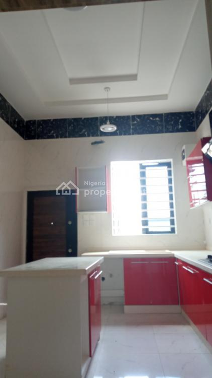 Beautifully Finished 4 Bedrooms Terrace in a Serviced Estate, Chevron, Lekki Phase 1, Lekki, Lagos, Terraced Duplex for Sale