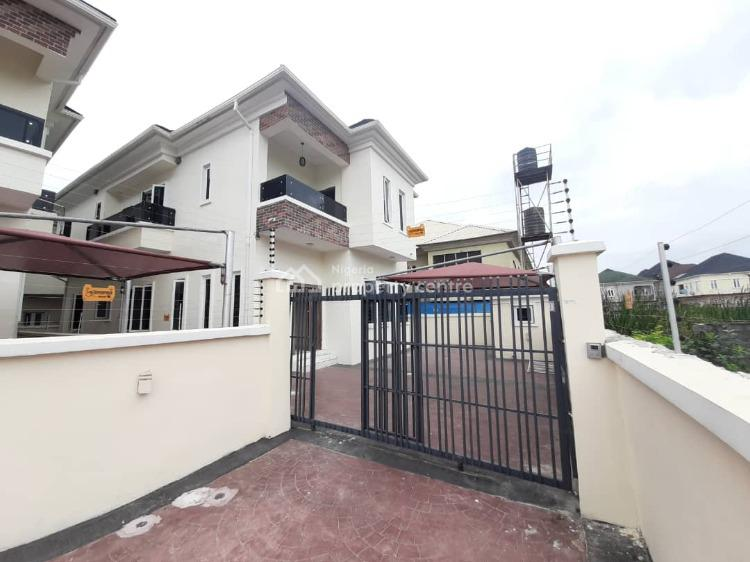 5 Bedrooms Detached Duplex with 1 Bq, Ikota, Lekki, Lagos, Detached Duplex for Sale
