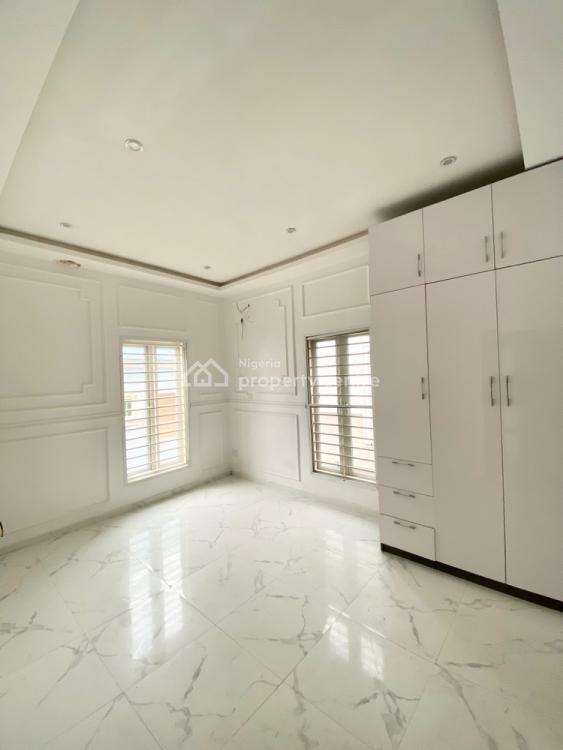 Luxury 4 Bedroom Detached Duplex, Chevron, Lekki, Lagos, Detached Duplex for Sale