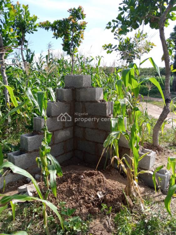Parcel of Land Measuring 1.2 Hectares, Post Army, Phase 5, Kurudu, Abuja, Residential Land for Sale
