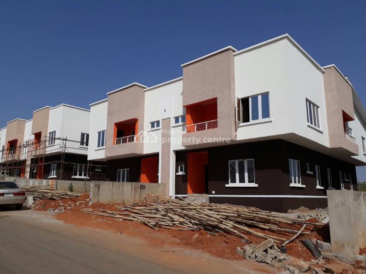 4 Bedroom Semi Detached Duplex, Paradise Estate, Life Camp, Abuja, Semi-detached Duplex for Sale