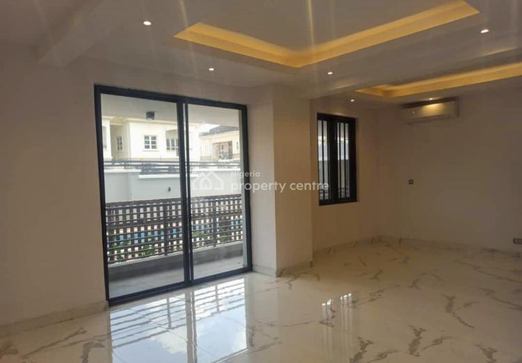 New 4 Bedrooms Townhouse with Bq, Pool, Banana Island, Ikoyi, Lagos, Semi-detached Duplex for Sale