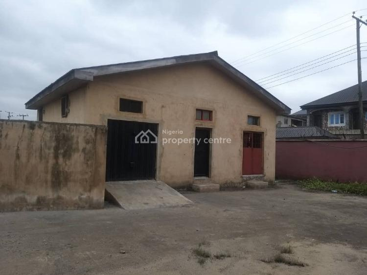 a Commercial Property Sitting on 2,051 Sq.metres of Land, Along Apapa Oshodi Expressway, Cele, Isolo, Lagos, Office Space for Sale