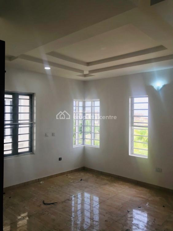 Exquisite 5 Bedrooms Fully Detached with a Bq, Opposite Agungi, Before Chevron, Ologolo, Lekki, Lagos, Semi-detached Bungalow for Sale