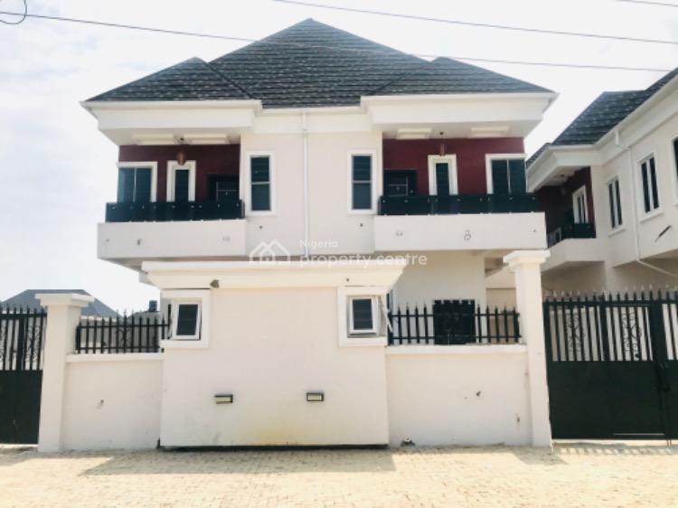 4 Bedroom Luxury Semi Detached Duplex with a Boys Quarter, Opposite Agungi, Ologolo, Lekki, Lagos, Semi-detached Duplex for Sale