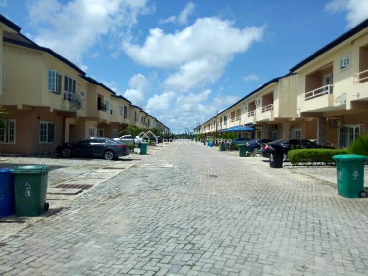 World Class Luxury Newly Built All Rooms Ensuite 3 Bedrooms, Lekki Gardens Phase 4 Behind General Paint, Ajiwe, Ajah, Lagos, Terraced Duplex for Sale