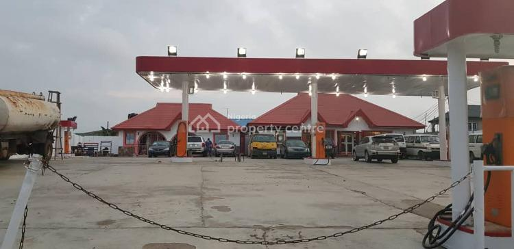 Filling Station with Pumps, Lube Bay and Supermarket, Along Badagry Express Road, Ijanikin, Ajagbandi, Ojo, Lagos, Filling Station for Sale