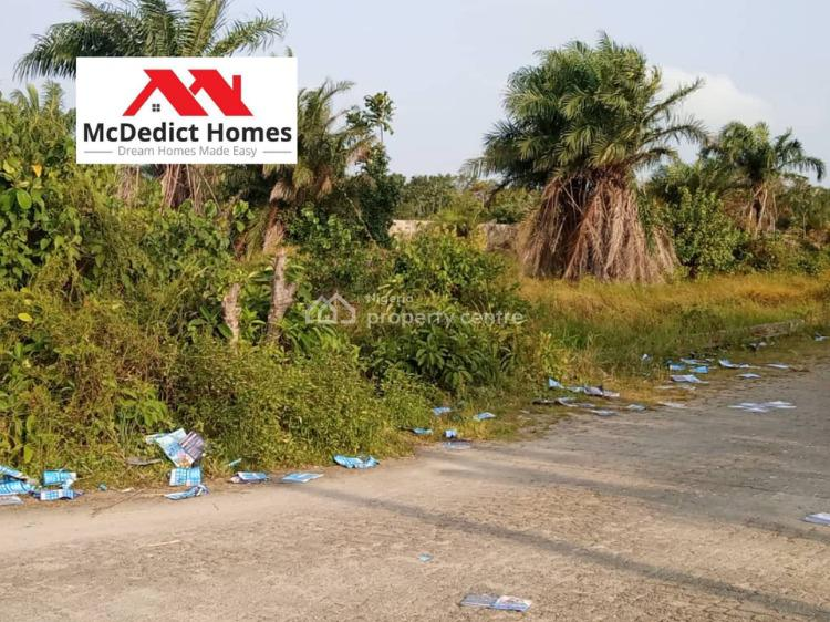 Plots of Land Best Used for Church and Events Center, Scheme 2, Lekki, Lagos, Commercial Land for Sale