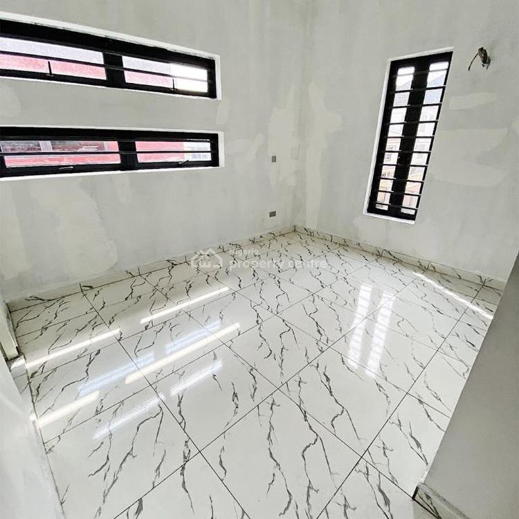 Tastefully 4 Bedrooms Semi Detached Duplex with a Bq, Ikota, Lekki, Lagos, Semi-detached Duplex for Sale