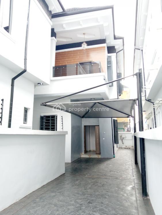 5 Bedrooms Fully Detached Duplex., Chevron, Lekki, Lagos, Detached Duplex for Sale