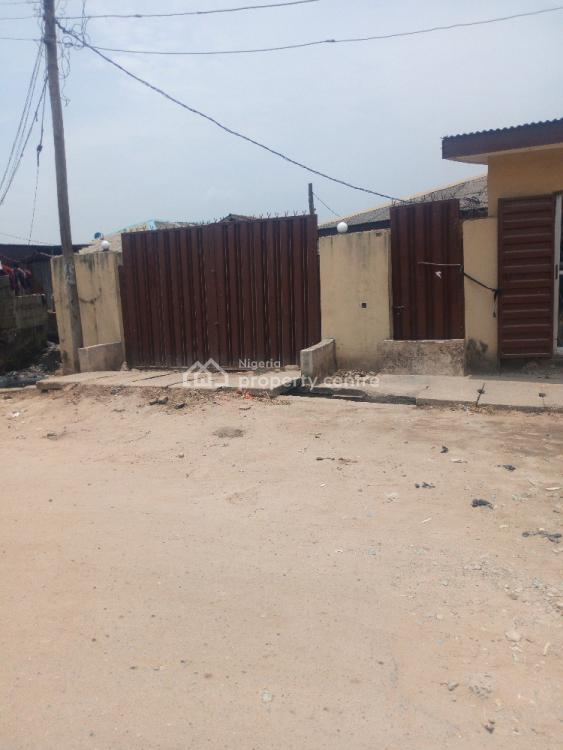 Land Measuring Over Half Plot, Fenced Round with Gate, Off Agboyi Road, Beside Agboyi/ketu Lcda Secretariat, Alapere, Ketu, Lagos, Mixed-use Land for Sale