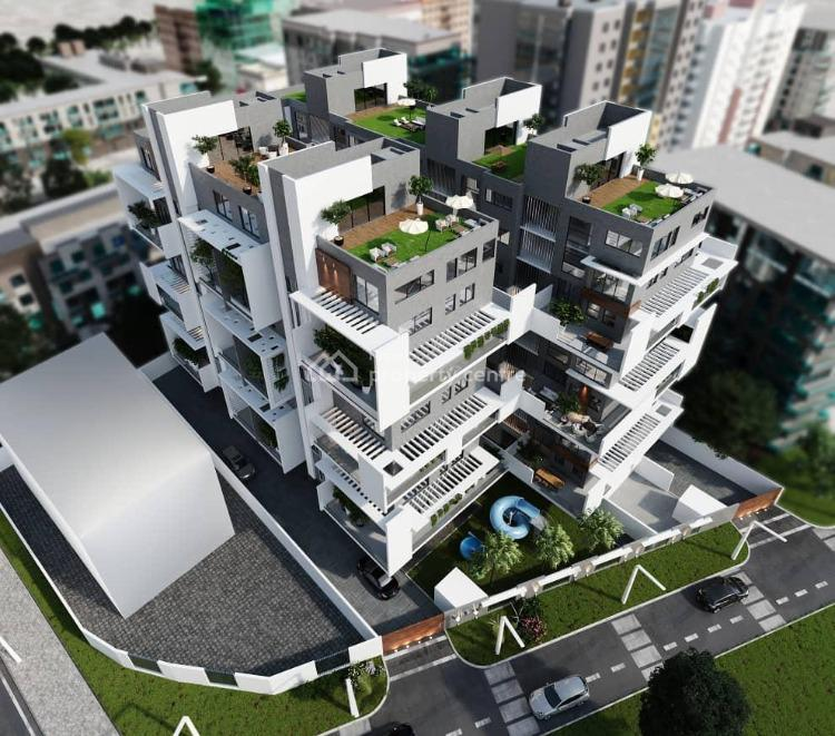 Spontaneous 4 Bedroom Maisonette on 3 Floors with Maids Room Ensuite, Probyn Road, Off Bourdilon, Old Ikoyi, Ikoyi, Lagos, Flat for Sale