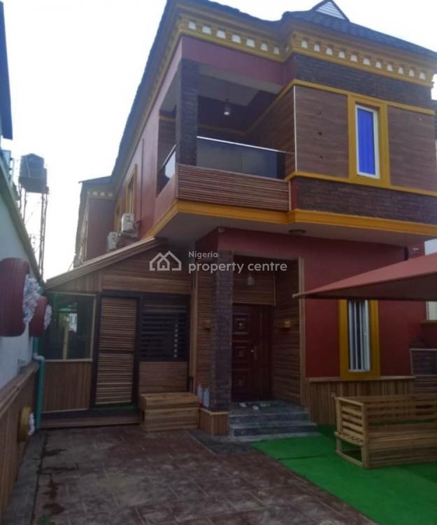 Well Furnished 4 Bedroom Duplex, Dideolu Estate, Oniru, Victoria Island (vi), Lagos, Semi-detached Duplex Short Let