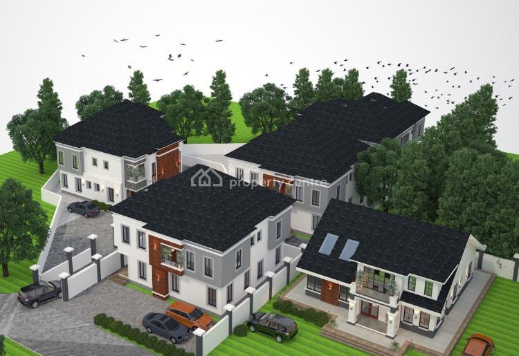 Luxury 5 Bedroom Fully Detached Duplex with Bq, Cinema, Gym, Swimming, Magodo Gra Phase 2, Gra, Magodo, Lagos, Detached Duplex for Sale