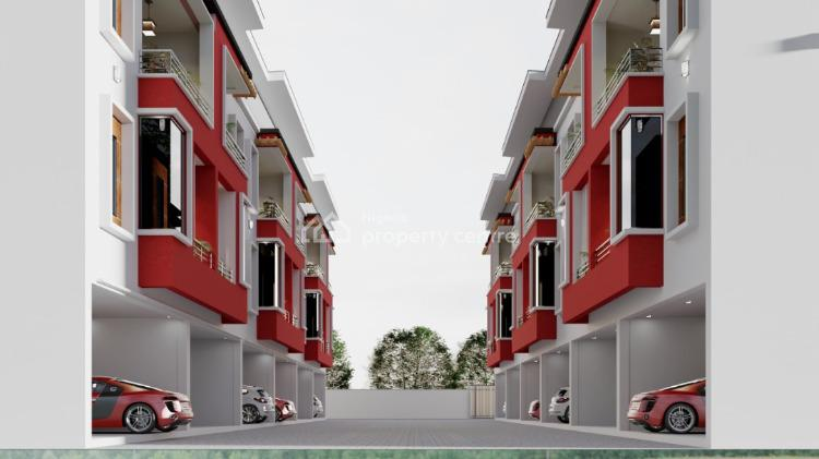 Luxurious 5 Bedroom Terrance Duplex, Meadow Hallway,richmond Estate Ikate Elegushi, Ikate, Lekki, Lagos, Terraced Duplex for Sale