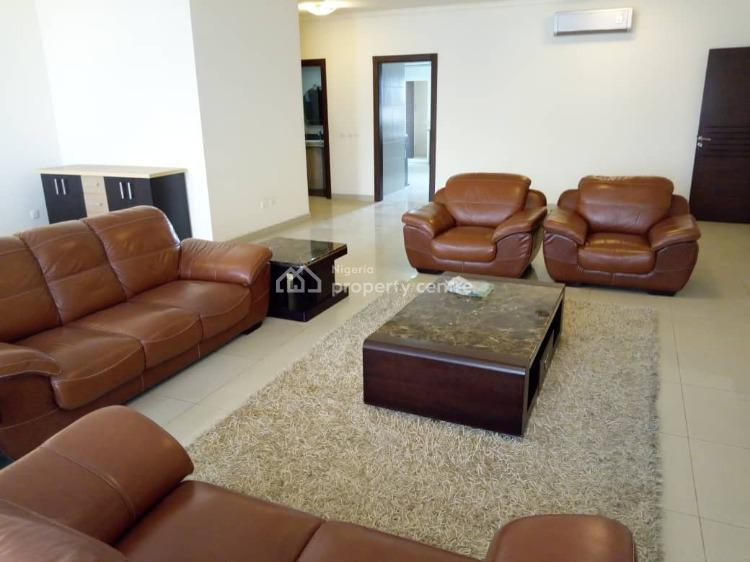Tastefully Finished and Furnished 3-bedroom Flat + Bq, By Gerard Road, Old Ikoyi, Ikoyi, Lagos, Flat for Rent