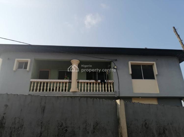 Two and Three Bedrooms Flat (up and Down), Isheri Osun After Bukunor Estate, Ijegun, Ikotun, Lagos, Block of Flats for Sale