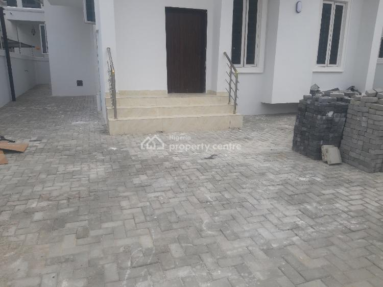 Four Bedroom Fully Detached House with One Room Bq, Lafiaji, Lekki, Lagos, Detached Duplex for Sale