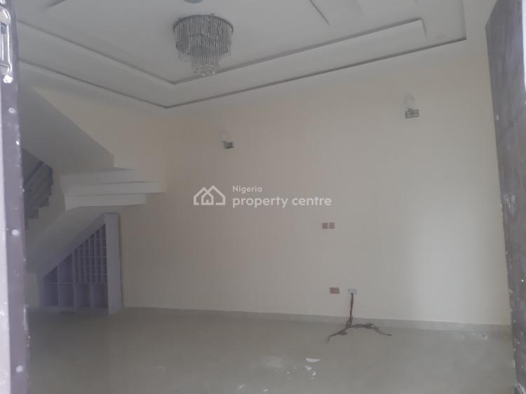 Four Bedroom Semi Detached in a Gated Close, Lafiaji, Lekki, Lagos, Semi-detached Duplex for Sale