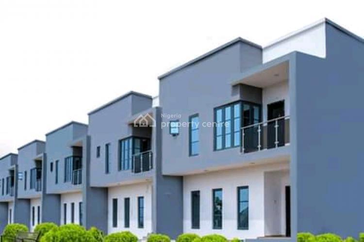 3 Bedroom Terrace  Duplex Initial Deposit, Sunnyvalle Gardens, Lokogoma District, Abuja, Terraced Duplex for Sale