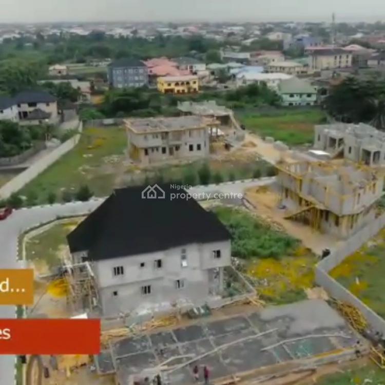 3 Bedroom Duplex with Bq Now on Promo, Genesis Court, Badore, Ajah, Lagos, Terraced Duplex for Sale