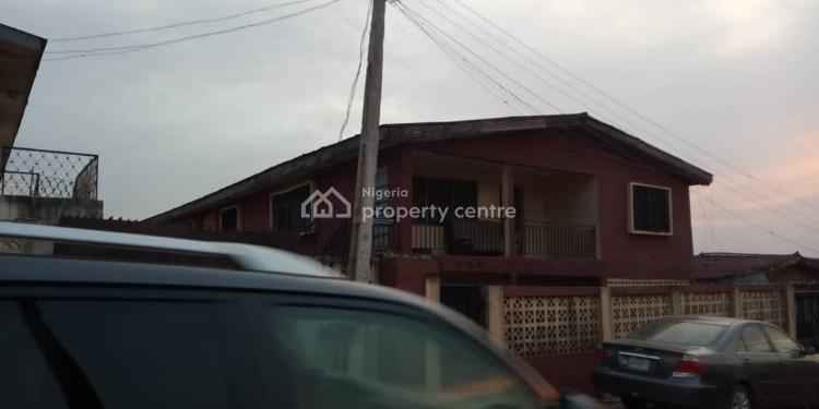 Block of 4 Nos 3 Bedrooms Flat, Old Ife Road, Ibadan, Oyo, Flat for Sale