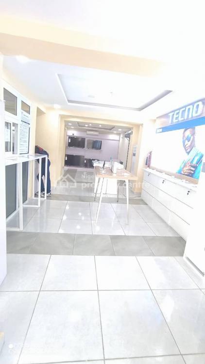 Lovely 100sqm Shop Space, Lekki Phase 1, Lekki, Lagos, Shop for Rent