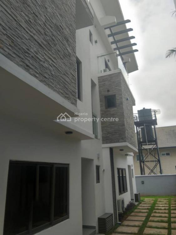 Newly Built Serviced 4 Bedroom Modern Town House, Osborne Foreshore 1, Ikoyi, Lagos, Semi-detached Duplex for Sale