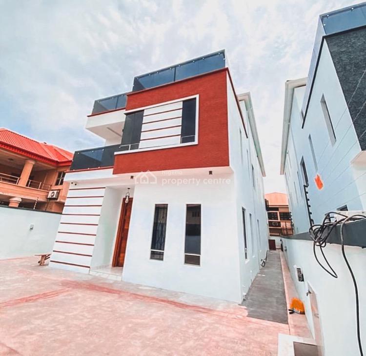 Tastefully Finished 5 Bedroom Detached Duplex with Bq, Lekki Phase 1, Lekki, Lagos, Detached Duplex for Sale