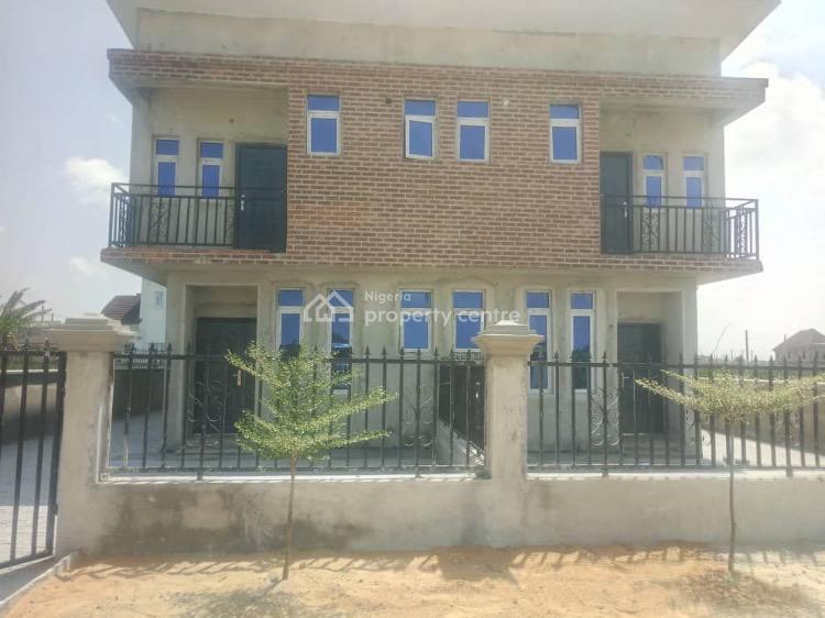 Luxury 3 Bedroom Semi-detached Duplex Available, Amity Estate, Sangotedo, Ajah, Lagos, Semi-detached Duplex for Sale