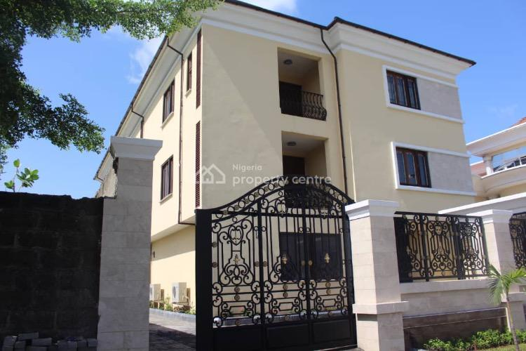 Luxury 4 Bedroom Semi Detached Duplex with a Bq, Banana Island, Ikoyi, Lagos, Semi-detached Duplex for Sale