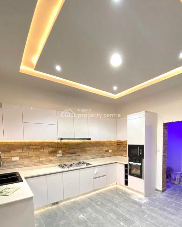 Kings Size 4 Bedroom Super Luxury Semi Detached Duplex with Bq, Osapa, Lekki, Lagos, Semi-detached Duplex for Sale