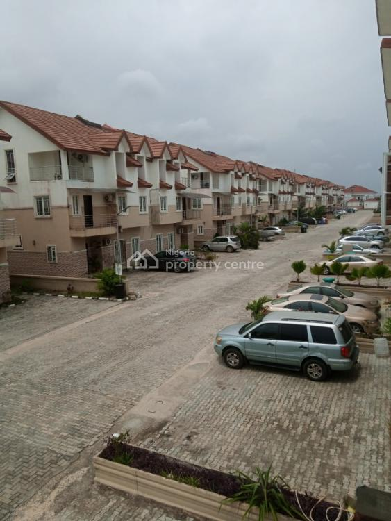 Fully Serviced 3 Bedroom Terraced Duplex with Bq, Orchid Road By Second Toll Gate, Lafiaji, Lekki, Lagos, Terraced Duplex for Rent