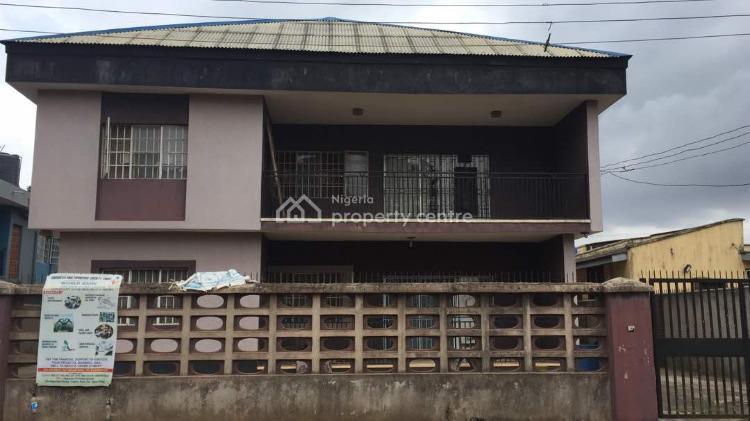 Block of Flats with Good Title, Off Ilogbo Road, Otta, Ado-odo/ota, Ogun, Block of Flats for Sale