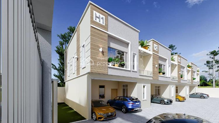 Smart 4 Bedroom Terrace Duplex, Orchid Road, Ikota, Lekki, Lagos, Terraced Duplex for Sale