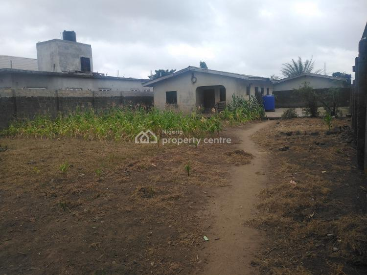 Full Plot of Land with Small Structure, Governors Road, Ikotun, Lagos, Mixed-use Land for Sale