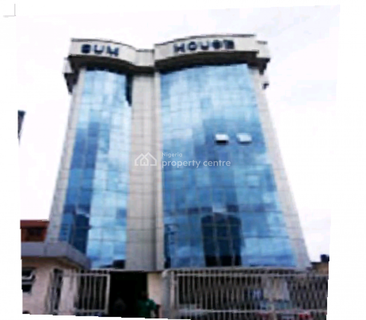 Serviced Office Space, Sum House Borno Way, Alagomeji, Yaba, Lagos, Office Space for Rent