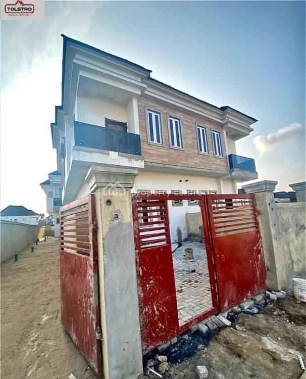 Luxury 4 Bedroom Semi Detached Duplex, Orchid Hotel Road, Lafiaji, Lekki, Lagos, Semi-detached Duplex for Sale