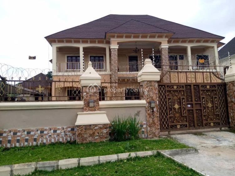 Exotic 4 Bedrooms Duplex & 2 Units of 2 Bedroom Flat, a Room Bq, Behind Stella Maris, Life Camp, Abuja, Detached Duplex for Sale